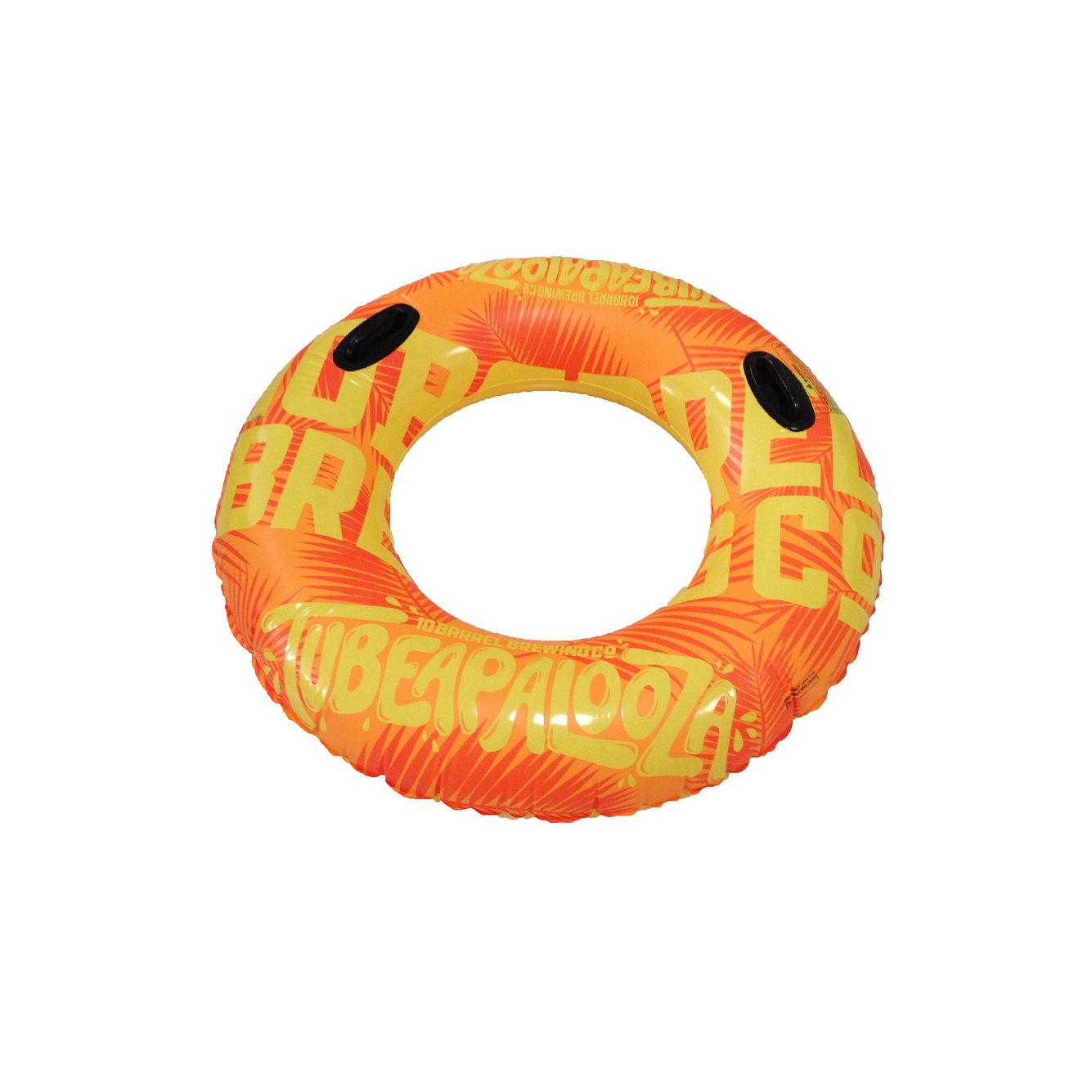 GL-AAA1030 40inch Dia. Inflatable Swim Ring Adult Tube with Handle