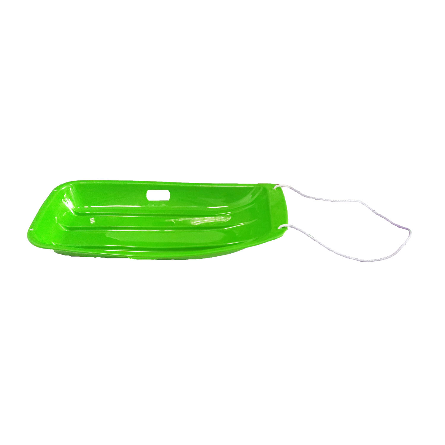 GL-AAA1356 35inch Plastic Rectangle Snow Sled for Skiing