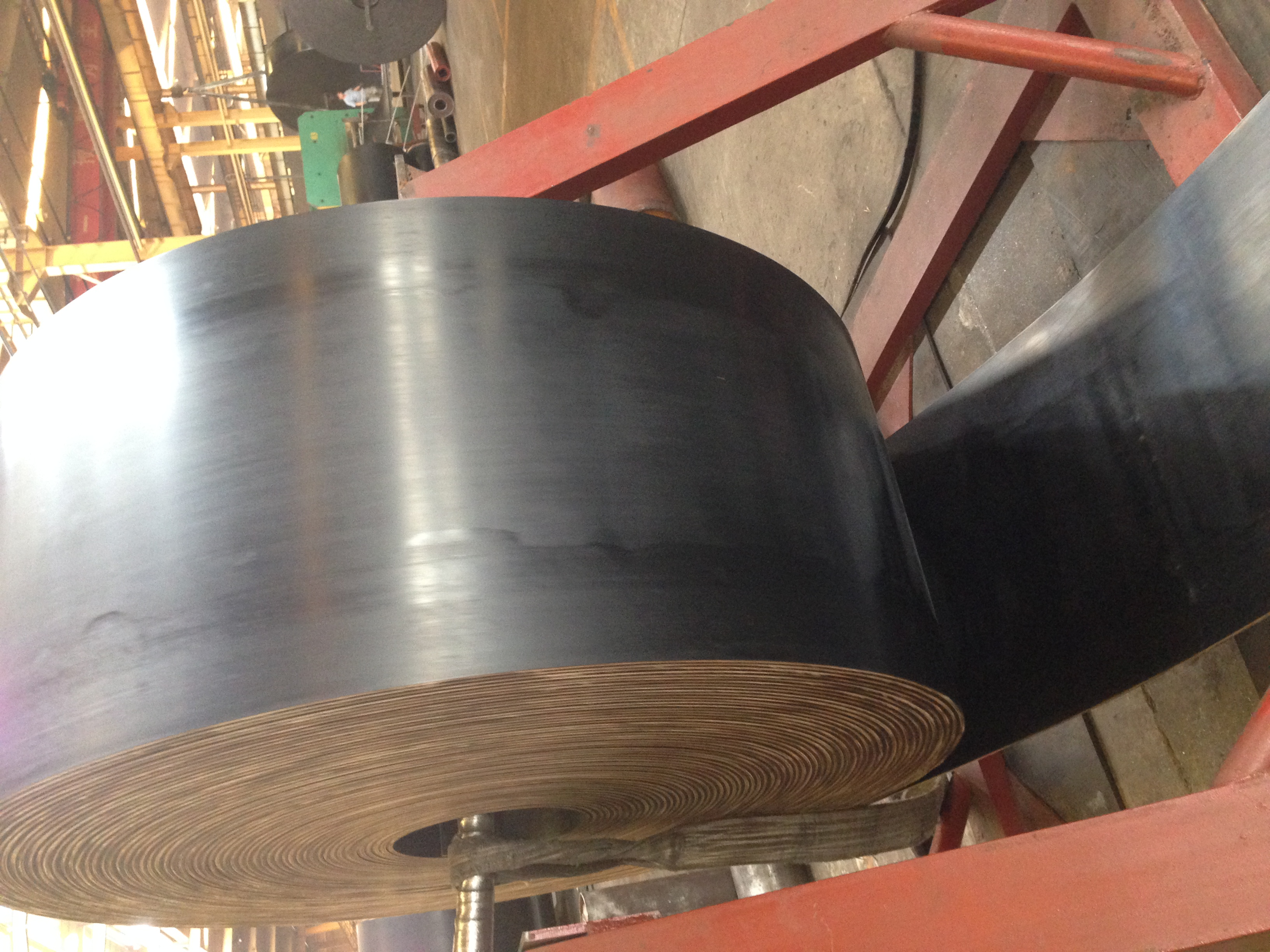 Oil and Grease Resistant Conveyor Belt