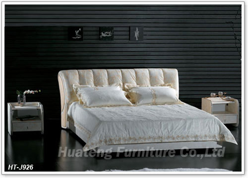 Modern Bedroom Set | China Huateng Furniture factory produce ...