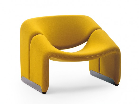 Pierre Paulin Groovy Lounge Chair