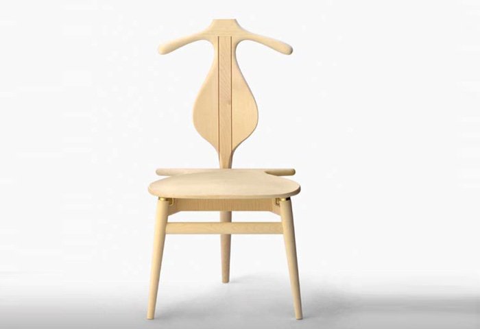 Wegner Valet Chair